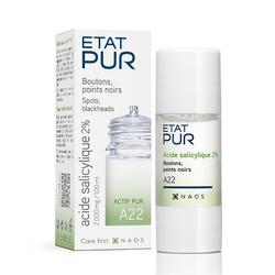 Etat Pur - Etat Pur Salicylic Acid Pure Active Konsantre Bakım Ürünü 15 ml - A22