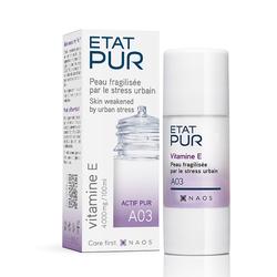 Etat Pur - Etat Pur Vitamin E Pure Active Konsantre Bakım Ürünü 15 ml - A03