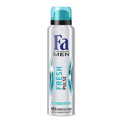 Fa - FA Fresh Pulse Deosprey Erkek 150 ml