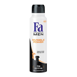 Fa - FA Invisible Power Deosprey Erkek 150 ml