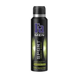 Fa - FA Men Sport Energy Boost 72H Protection Deodorant 150 ml