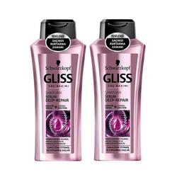 Gliss - Gliss Serum Deep Repair Şampuan 2'li 360 ml