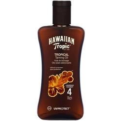 Hawaiian Tropic - Hawaiian Tropic Protective Tanning Oil Spf4 200ml