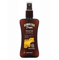 Hawaiian Tropic - Hawaiian Tropic Yağ Spray Spf15 200ml
