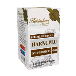 Hekimhan - Hekimhan Tiribuluslu Polenli Harnuplu Macun 420 gr