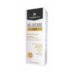 Heliocare - Heliocare 360 Mineral Fluid SPF+50 Güneş Koruyucu Krem 50 ml