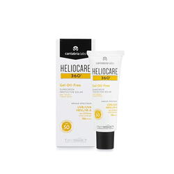 Heliocare - Heliocare 360 Yağsız SPF+50 Jel Güneş Koruyucu 50 ml