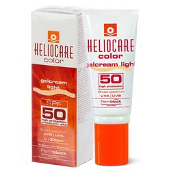 Heliocare - Heliocare Color Gelcream Light Renkli Güneş Kremi Spf 50 50 ml