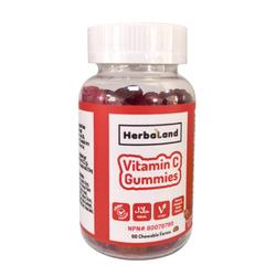Herbaland - Herbaland Kids Gummies Vitamin C 60 Adet