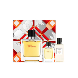 Hermes - Hermes Terre D Hermes Pure Parfüm Seti