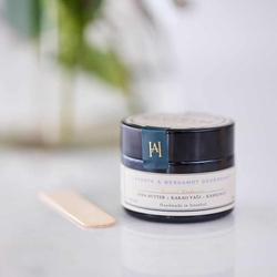 Homemade Aromaterapi - Homemade Aromaterapi Bergamot ve Lavanta Doğal Krem Deodorant 45 gr