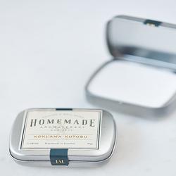 Homemade Aromaterapi - Homemade Aromaterapi Sade Koklama Kutusu