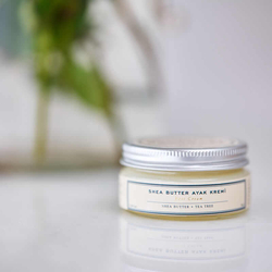 Homemade Aromaterapi - Homemade Aromaterapi Shea Butter Ayak Kremi 40 gr
