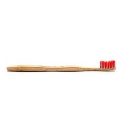 Humble Brush - Humble Brush Doğal Orta-Sert Yetişkin Diş Fırçası - Turuncu