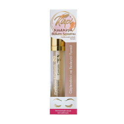 Kirpi Cosmetics - Kirpi Cosmetics Kaş ve Kirpik Güçlendirici Bakım Serumu 12 ml
