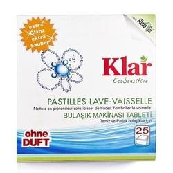 Klar - Klar Bulaşık Makinası Tableti 500gr