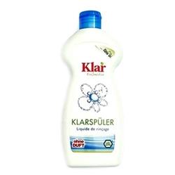 Klar - Klar Organik Bulaşık Makinası Parlatıcısı 500ml