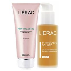 Lierac - Lierac Phytolastil Çatlaklar için Jel 200 ml + Solute 75 ml HEDİYELİ