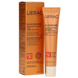 Lierac - Lierac Sunissime Anti Age Global Energizing Protective Fluid SPF50+ Güneş Kremi 40ml