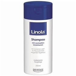 Linola - Linola Kuru ve Hassas Saçlar için Şampuan 200 ml