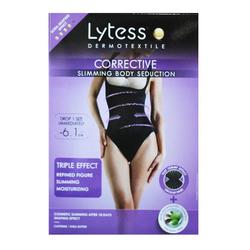 Lytess - Lytess Corrective Slimming Body Seduction - İnceltici ve Sıkılaştırıcı Korse Ten Rengi S-M Nude