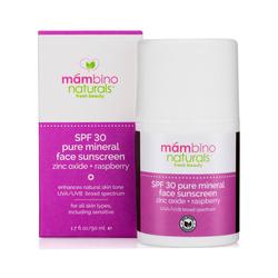 Mambino - Mambino SPF30 Face Natural Mineral Sunscreen 50ml
