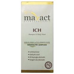 Maxact - Maxact Ich Shampoo & Body Wash 250ml