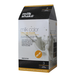 Milk Shake - Milk Shake Milk Color Kalıcı Saç Boyası 3 - Koyu Kestane