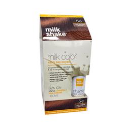 Milk Shake - Milk Shake Milk Color Kalıcı Saç Boyası 5 E - Açık Kestane Egzotik