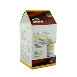 Milk Shake - Milk Shake Milk Color Kalıcı Saç Boyası 5.66 Yoğun Kızıl