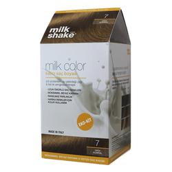 Milk Shake - Milk Shake Milk Color Kalıcı Saç Boyası 7 - Orta Kumral