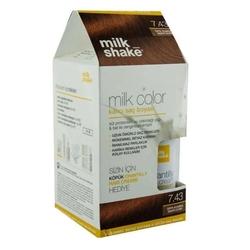 Milk Shake - Milk Shake Milk Color Kalıcı Saç Boyası 7.43