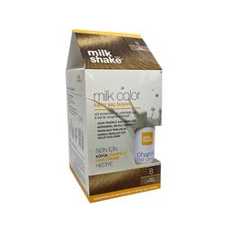 Milk Shake - Milk Shake Milk Color Kalıcı Saç Boyası 8 - Açık Kumral