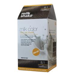 Milk Shake - Milk Shake Milk Color Kalıcı Saç Boyası 8.1 - Açık Kumral Küllü