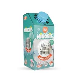 Minoris - Minoris Organik Bulaşık Makinası Deterjanı 1200 ml