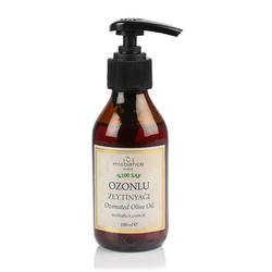 Misbahçe - Misbahçe Ozonlu Zeytinyağı 100 ml