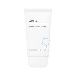 Missha - Missha All Around Safe Block Aqua Sun Gel SPF50+ PA++++50 ml