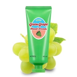 Missha - Missha A'PIEU Green Grape Hand Cream 60 ml