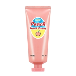 Missha - Missha A'PIEU Peach Hand Cream 60 ml