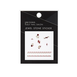 Missha - Missha Self Nail Salon Jewel Stone Sticker (No.02 Fever)