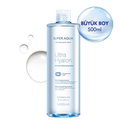 Missha - Missha Super Aqua Ultra Hyalon Micellar Cleansing Water 500 ml