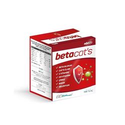 NBT Life - NBT Life Betacats Takviye Edici Gıda 60 Kapsül