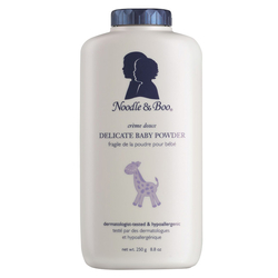 Noodle&Boo - Noodle and Boo Delicate Baby Powder 250 gr