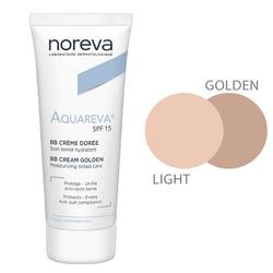 Noreva - Noreva Aquareva SPF 15 BB Krem 40 ml Golden