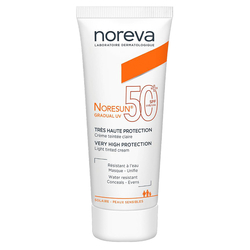 Noreva - Noreva Noresun SPF 50+ Light Tinted Cream 40 ml