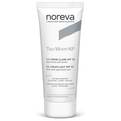 Noreva - Noreva Trio White XP CC Krem SPF 30 40 ml Light