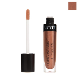Note - Note Long Wear Lipgloss 24 6Ml Bronze Code