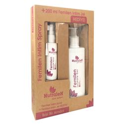 Nutralen - Nutralen Femilen İntim Spray 50 ml - Femilen İntim Jel HEDİYE