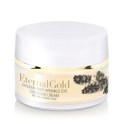 Organique - Organique Eternal Gold Anti Wrinkle Eye Contour Cream 15ml