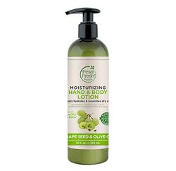 Petal Fresh - Petal Fresh Pure Grape Seed Olive Oil Hand Body Lotion 355 ml